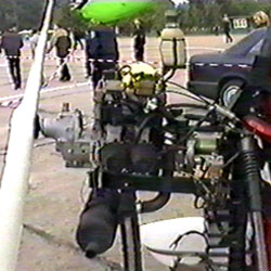 Rotax engine